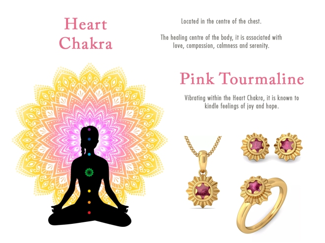 3. pink tourmaline