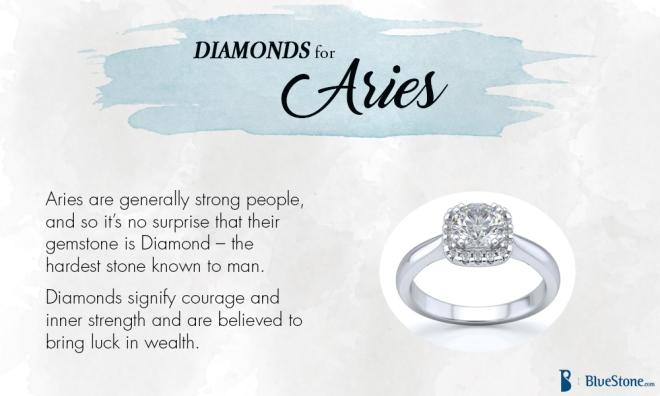 Aries- Diamonds