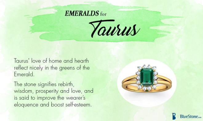 Taurus - Emeralds