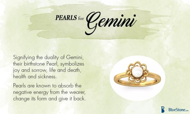 Gemini - Pearls