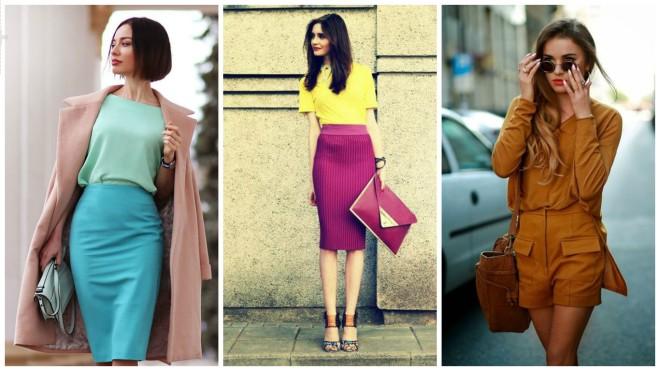 Colourful wear
