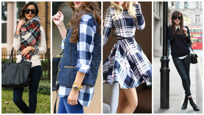 Plaid  Checkered