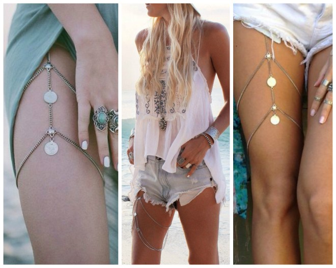 Thigh Chains